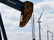 Superados los 70.000 megavatios de potencia eólica