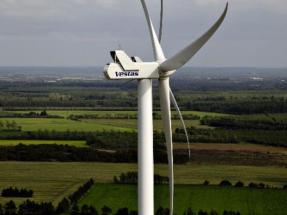 Vestas sigue liderando la instalación mundial de aerogeneradores en tierra