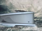 Un ingeniero noruego diseña un carguero impulsado por el viento