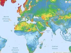 Nuevo Global Wind Atlas del Banco Mundial, una herramienta para impulsar la eólica en todo el mundo