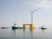 Corea del Sur se sube a la ola de la eólica marina... flotante