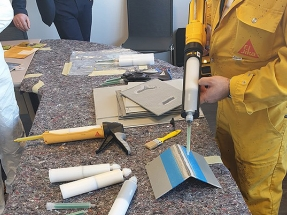 Curso de formación sobre protección contra la corrosión en aerogeneradores en Bremen (Alemania)