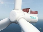 Siemens will deliver 67 D6 wind turbines for Dudgeon offshore wind power plant