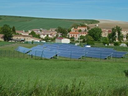Los pequeños fotovoltaicos navarros no tendrán que pagar el 7%