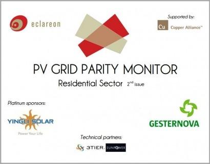 La segunda edición del PV Grid Parity Monitor ratifica que la paridad fotovoltaica ya es realidad en Madrid y Las Palmas