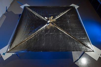 La vela solar que imaginó Carl Sagan surcará el espacio en 2016
