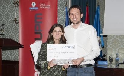 Premio para el proyecto de almacenamiento de energía del IES