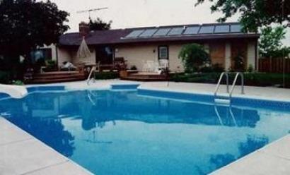 Termosolar el calefactor solar de tubos de vac o de for Calefactor para piscina
