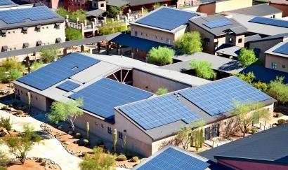 El autoconsumo eléctrico es una forma de lucha contra la pobreza energética