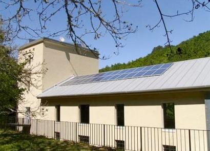 A Fabrica da Luz se abastece ahora con solar fotovoltaica