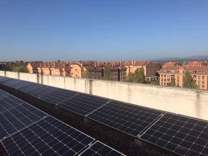 La sede central de Triodos Bank en España estrena instalación de autoconsumo solar