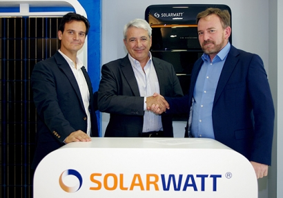 Solarwatt se alía con Iasol para fomentar el autoconsumo fotovoltaico en Aragón