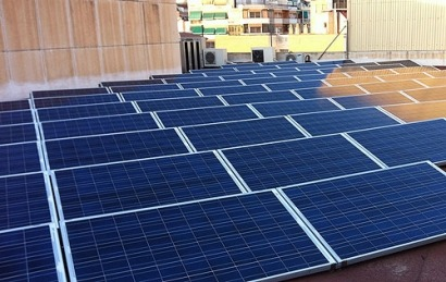 El sector fotovoltaico instaló el año pasado 459 megavatios de potencia en España