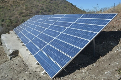 ARGENTINA: Córdoba: Un pueblo de la sierra desarrolla en balance neto un sistema fotovoltaico de 13 kW