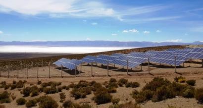 ARGENTINA: Jujuy: Inauguran una planta fotovoltaica con baterías de ion-litio en un pueblo sin conexión a la red eléctrica