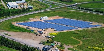 Santa Fe: Inauguran la primera planta fotovoltaica de la provincia
