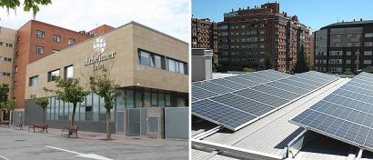 Una instalación de autoconsumo en León cubre hasta un 50% de la demanda diaria