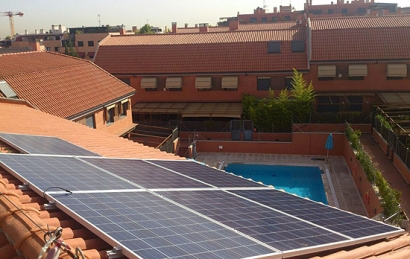 La Comunidad de Madrid quiere promover el autoconsumo solar fotovoltaico en el sector empresarial regional