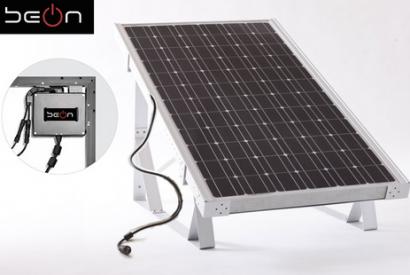 El kit solar doméstico de BeON Energy, premiado en South Summit 2018