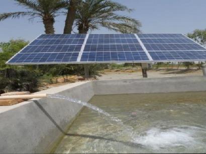 La solar FV permite a los regantes ahorrar hasta el 60% en electricidad
