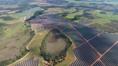 Comienzan a operar comercialmente las plantas fotovoltaicas Guimarânia I y II, que suman 82 MWp de potencia