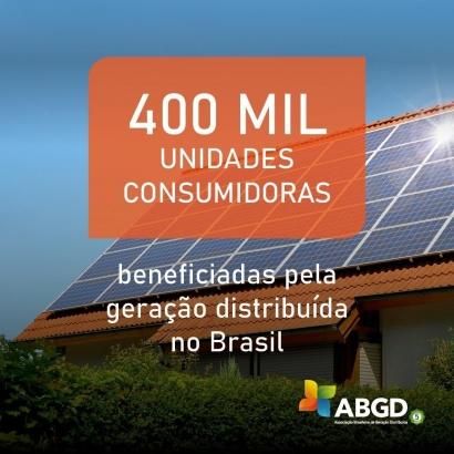 La generación distribuida fotovoltaica alcanza los 4 GW de potencia instalada
