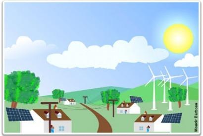 Brasil da luz verde al balance neto en los hogares