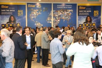 São Paulo: La próxima feria Intersolar South America se centrará en el almacenamiento de energía