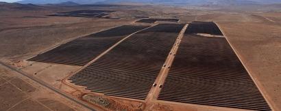 El parque fotovoltaico El Romero Solar ya cubre el 100% del consumo eléctrico de Google en el país