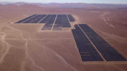 Acciona pone en marcha el complejo fotovoltaico Malgarida, de 238 MWp, y se acerca al gigavatio renovable en el país