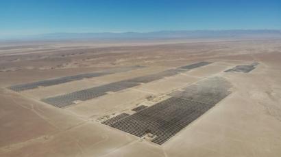 En operaciones la planta fotovoltaica Quillagua, de 103 MW, la mayor en el país de Grenergy