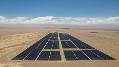 Anuncian el inicio de la construcción de la planta fotovoltaica Sonnedix Meseta de los Andes, de 160 MW