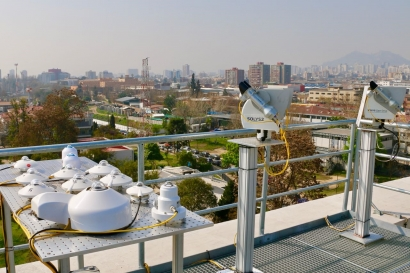 CHILE: Universidad de Santiago: Países sudamericanos calibran instrumentos para medir la radiación solar