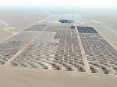 Tarapacá: Entra en operaciones la planta fotovoltaica Granja, de 123 MW