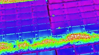Una startup desarrolla drones para monitorear plantas fotovoltaicas