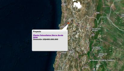El proyecto fotovoltaico Sierra Gorda Solar, de 404 MW, recibe autorización de impacto ambiental