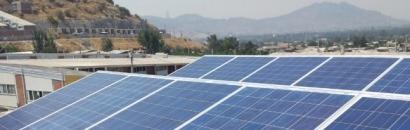 """Avanza el programa """"Techos Solares Públicos"""""""