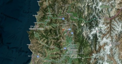 Comunidad de Til Til: La española Elecnor construirá una planta fotovoltaica de 115 MWp