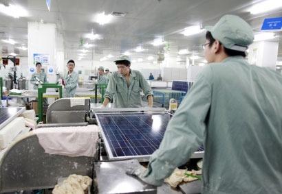 La industria solar de EEUU no quiere líos con China