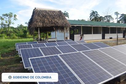 Más de mil indígenas son beneficiados con sistemas fotovoltaicos