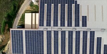 La planta agrícola Cobella ahorrará 45.000 euros anuales en su factura de la luz con un autoconsumo de 312 kW