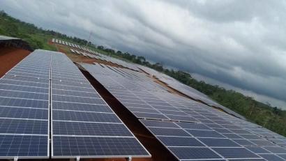 COSTA RICA: Impulsado por una cooperativa, inauguran el parque fotovoltaico más grande del país