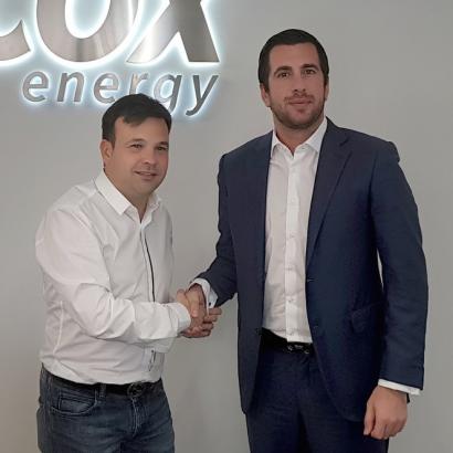 Cox Energy y Audax firman el mayor contrato mundial de venta de energía solar a largo plazo