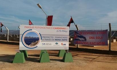 IRENA financia cuatro parques fotovoltaicos con capacidad para generar en conjunto 10 MWp
