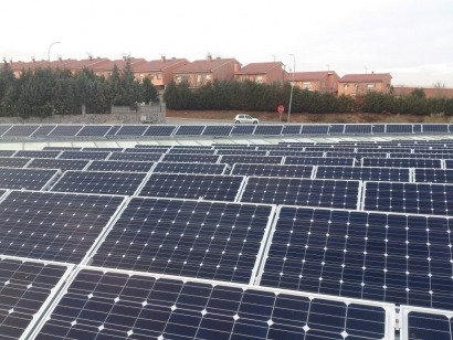 Energias renovables som energia recupera una nueva planta solar en madrid y van siete - Energia solar madrid ...