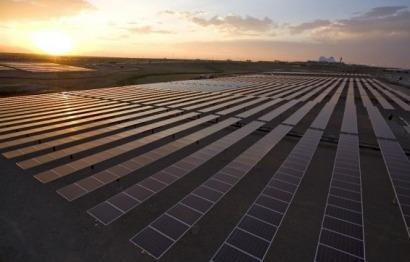 La crisis no puede con la fotovoltaica