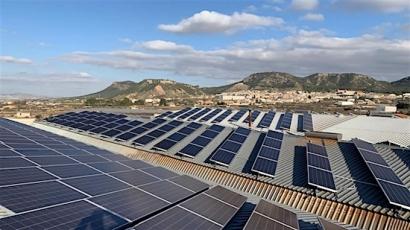 La mayor instalación de autoconsumo con acumulación en una empresa agraria en España