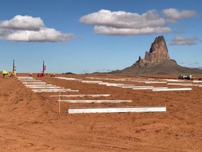EEUU: Arizona: Proyecto fotovoltaico de 38 MW en la Nación Navajo