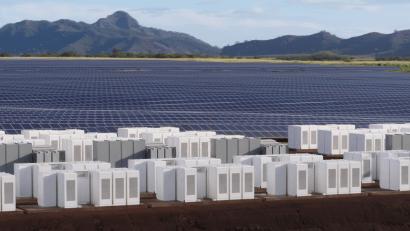 Hawai: Tesla provee energía solar y almacenamiento a la isla de Kauai