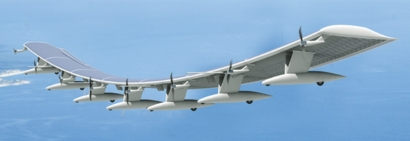 Conectividad 5G: Internet estratosférico, drones y energía solar
